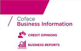Business information at Coface Switzerland